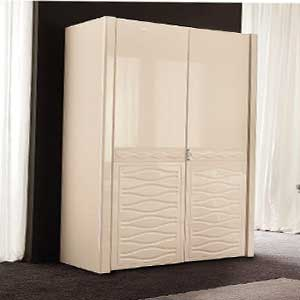 Корпусный распашной шкаф на заказ 4 двери